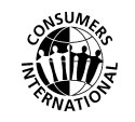логотип Consumers International (CI)