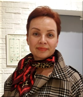 Чикина Ирина Владимировна