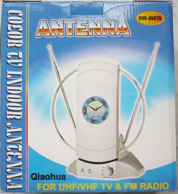 Телевизионная антенна Qiaohua (VHF-URH-UHF) | РИПИ