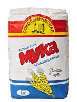 Сокольническая. Мука пшеничная хлебопекарная, высший сорт