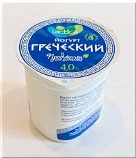 Тест натуральных йогуртов. lactica. РИПИ 2019