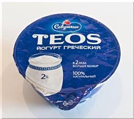 Тест натуральных йогуртов. Савушкин. РИПИ 2019